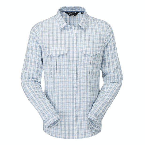 Sanctuary Shirt  - Trekking shirt with sun and insect protection.
