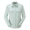 View Sanctuary Shirt  - Chalk Green Check