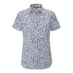 View Worldview Shirt - Blue Iris Print
