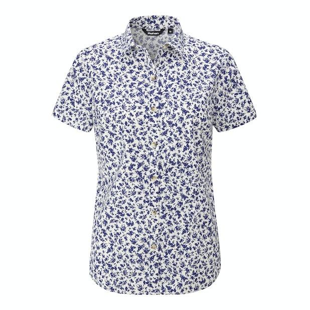 Worldview Shirt - Technical travel shirt.