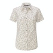 View Worldview Shirt - Sepia Rose Print