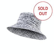 Practical, stylish linen hat.
