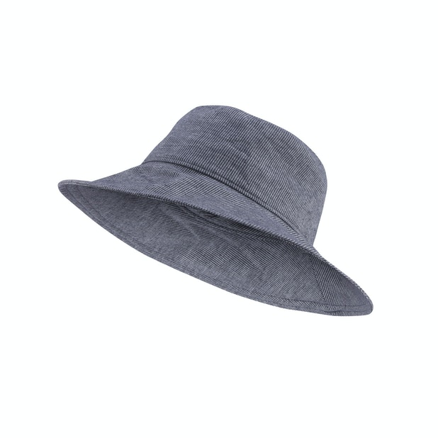 Malay Hat - Practical, stylish linen hat.
