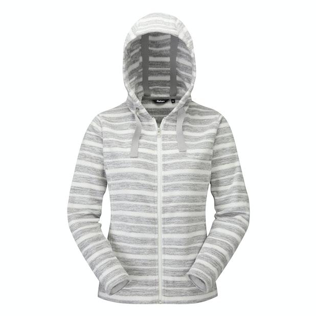 Coastline Hooded Jacket - Warm, quick-drying fleece jacket.