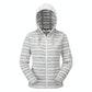 Viewing Coastline Hooded Jacket - Warm, quick-drying fleece jacket.
