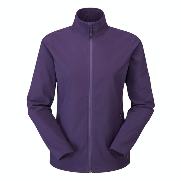 Troggings Jacket - A super comfortable, shower-resistant softshell jacket.