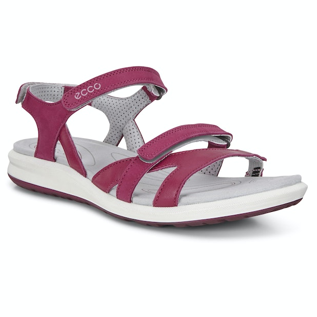 Ecco Cruise II - Lightweight summer sandal with soft leather uppers.