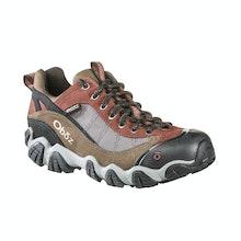 High performance waterproof hiking shoe.