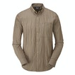 View Sentry Shirt - Antique Ochre Check