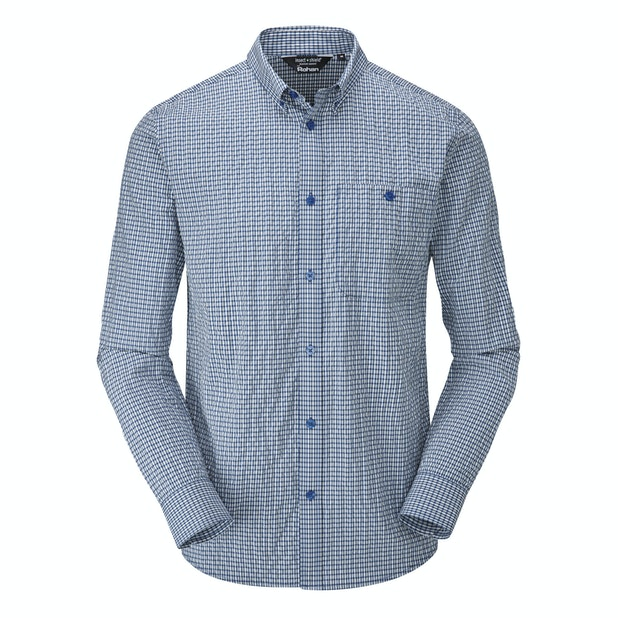 "Sentry Shirt - <a href=""/mens-anti-insect-clothing-for-outdoors-and-travel "" class=""hide-us"" style=""color:#d3771c;font-weight:bold"">Insect Shield offer available - click here*</a><span class=""hide-uk"">Smart-casual shirt with UV and insect protection.</span>"