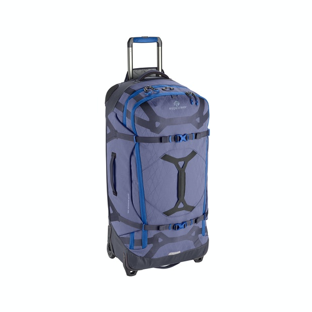 Eagle Gear Warrior Wheel Duffel 110 Litre - Eagle Creek - Sustainably made, lightweight, wheeled 110l duffel.