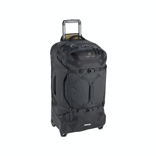 Eagle Gear Warrior Wheel Duffel 95 Litre - Eagle Creek - Sustainably made, lightweight, wheeled 95l duffel.