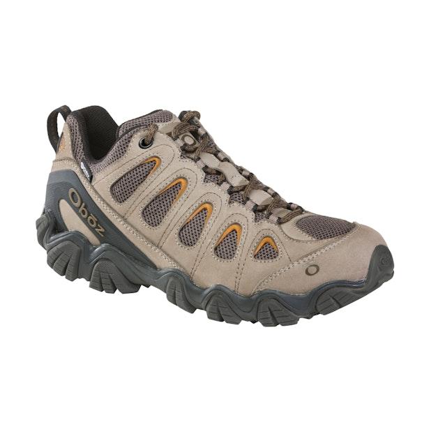 OBOZ Sawtooth II Low B Dry  - Rugged, waterproof trekking shoe.