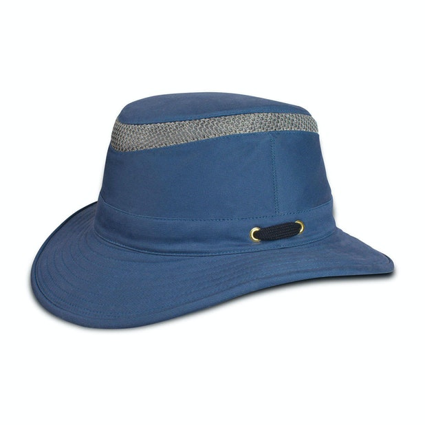 Tilley Medium Brim Organic Airflo® Hat - Ultra-lightweight, UV protective, organic Airflo® hat.