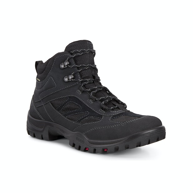 ECCO Xpedition Drak 2 Mid GTX - Super-comfortable hiking boots with Receptor™ technology.