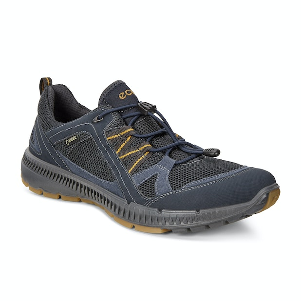 ECCO Terracruise II Pitkin GTX - Waterproof quick-lace trainers made for trail running.