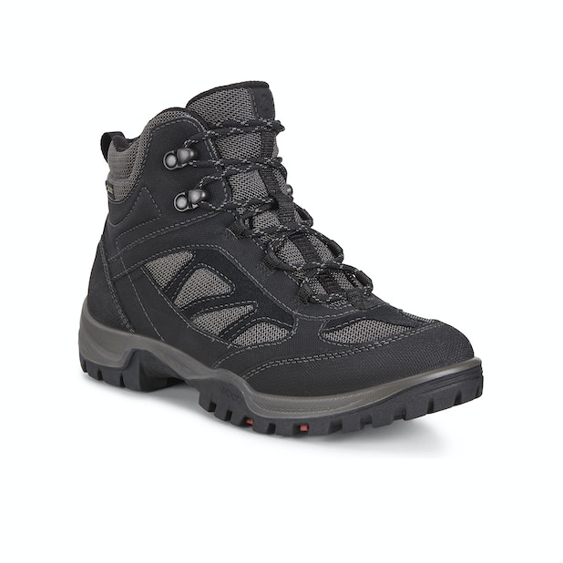 ECCO Xpedition III Drak Mid GTX - Super-comfortable hiking boots with Receptor™ technology.