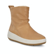 Luxuriously soft and warm pull-on style boot.