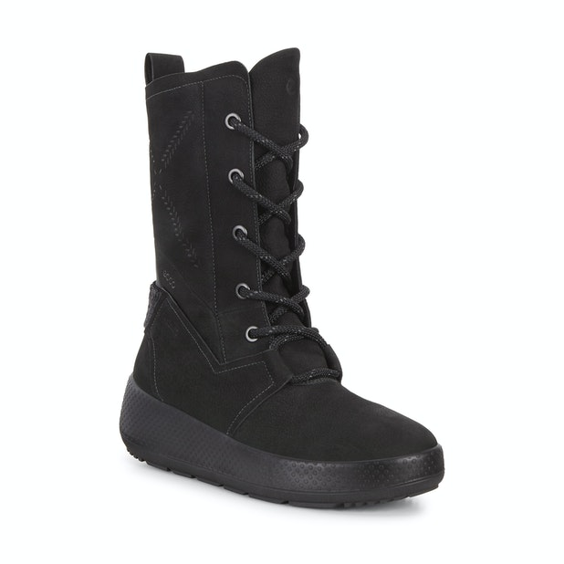ECCO Ukiuk Ilulissat High GTX  - High-cut winter boots with Gore-Tex® and Primaloft®.