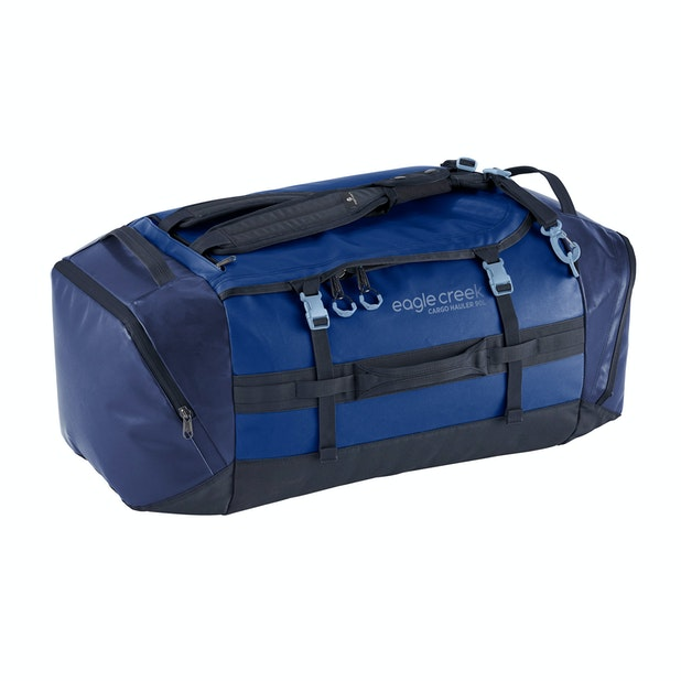 Eagle Cargo Hauler Duffel 90L - Eagle Creek – Tough, lightweight 90l duffel.
