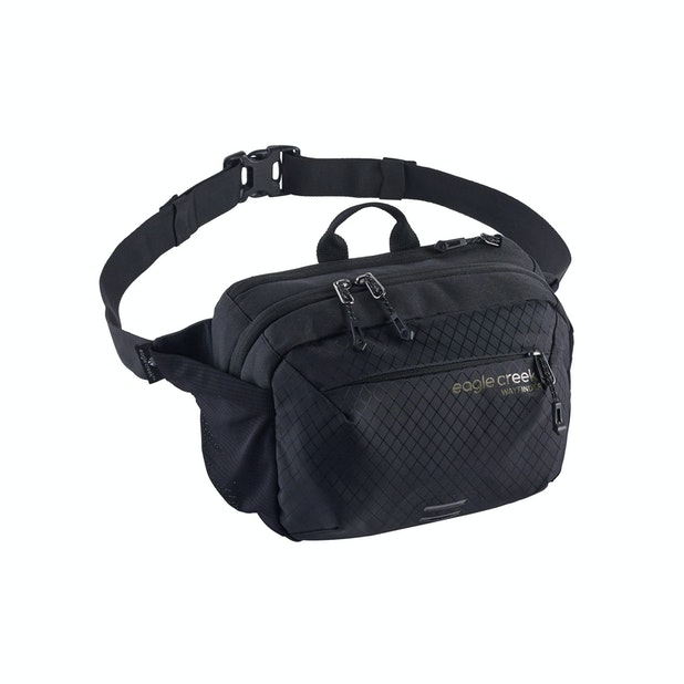 Eagle Wayfinder Waist Pack Medium - Eagle Creek – Great sized waist pack with buckle closure.