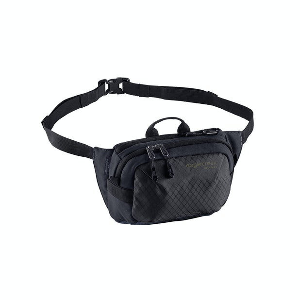 Eagle Wayfinder Waist Pack Small - Eagle Creek – Small and convenient waist pack with buckle closure.