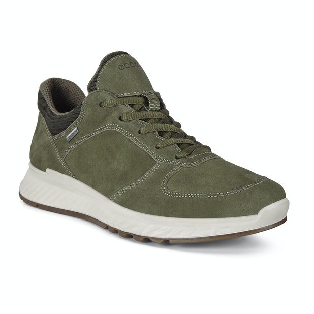 Ecco ExoStride Agate GTX  - Smart, waterproof and comfortable trainers.