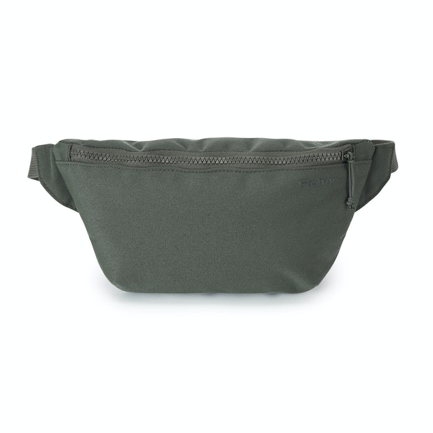 Canvas Waist Pack Small - RFiD protected waist pack.
