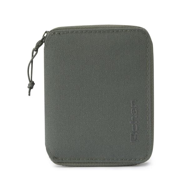 Rohan RFID Bi-Fold Wallet - RFID protected compact bi-fold wallet.
