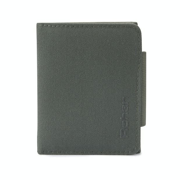 RFID Tri-Fold Wallet - Spacious RFID protected lightweight tri-fold wallet.