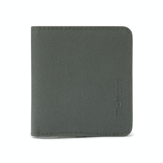 Rohan RFID Compact Wallet - RFID protected compact wallet.