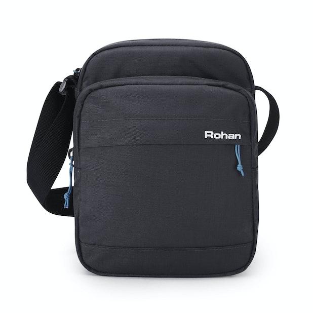 RFID Shoulder Bag - RFID protected shoulder bag ideal for travel.