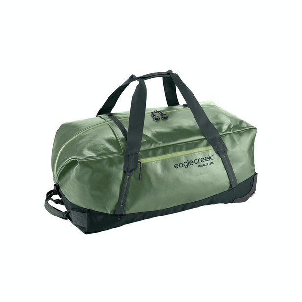Migrate Wheeled Duffel 130L - Durable, water-resistant wheeled duffel bag for big adventures.
