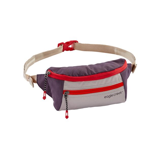 Stash Cross Body Bag - Eagle Creek - tough, lightweight cross body bag for hand-free convenience.