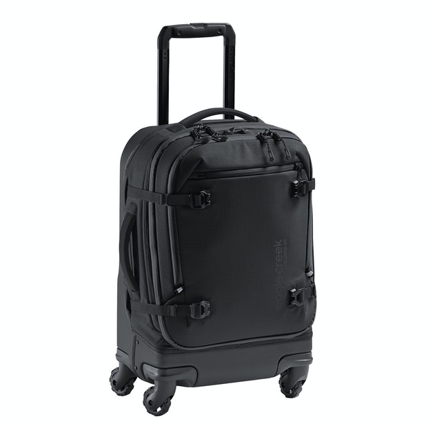 Caldera 4 Wheeled Carry On - Eagle Creek – Tough, carry on bag with NFC tracking technology.