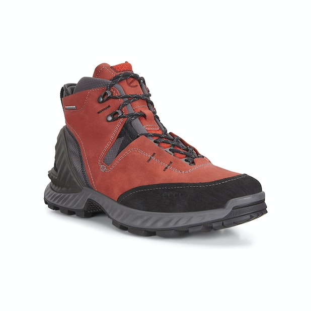 Ecco Exohike GTX  - Rugged trekking boots with Gore-Tex® technology.