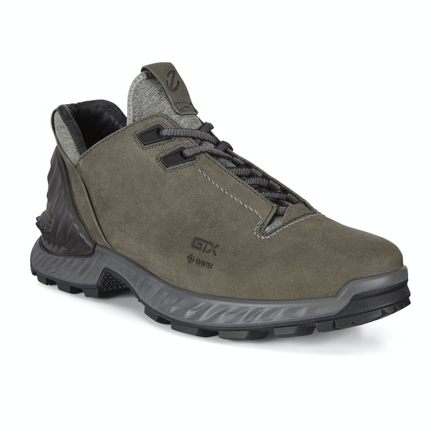 Ecco Exohike Shoe GTX  - Rugged trekking shoes with Gore-Tex® technology.