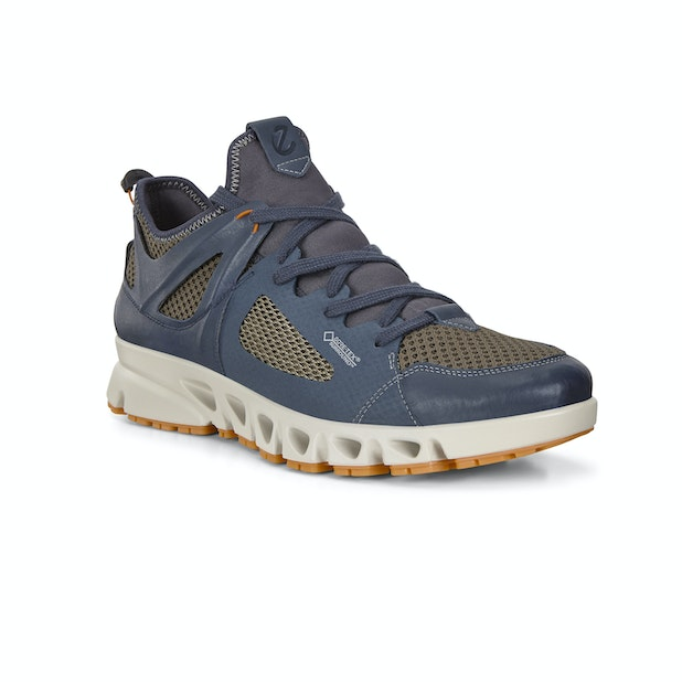 Ecco Multi-Vent GTX  - Complete waterproof protection in a sporty outdoors trainer.