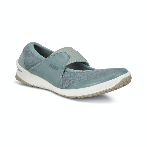 Ecco Biom Life Mary Jane - Sporty ballerina style pumps offering support and comfort.