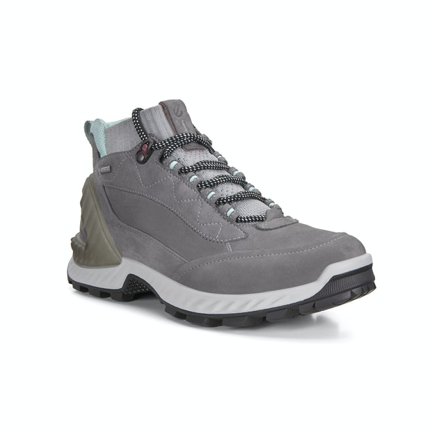 Ecco Exohike Mid GTX  - Rugged trekking boots with Gore-Tex® technology.