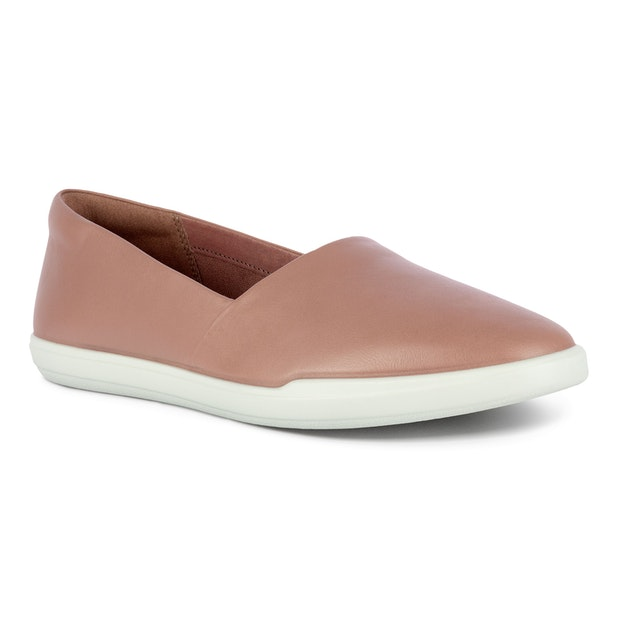Ecco Simpil - Smart-casual slip on shoes for everyday comfort.