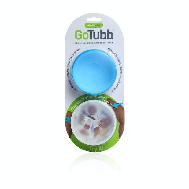 Go Tubb Large 2 Pack - Handy travel containers.