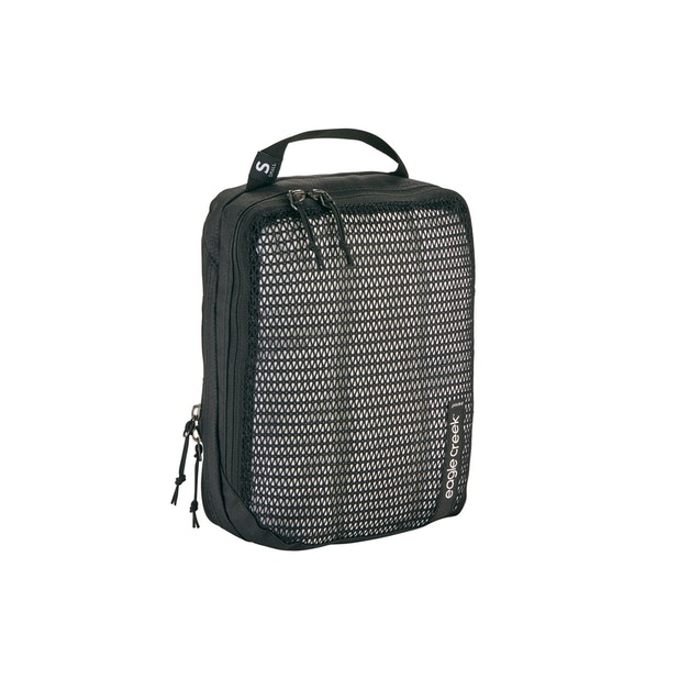 Eagle Creek Pack-It Reveal Clean/Dirty Cube Small - Eagle Creek – Reveal is a sustainable and breathable packing option.