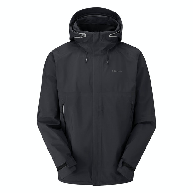 Vertex Jacket - Waterproof and breathable jacket for active outdoor use.