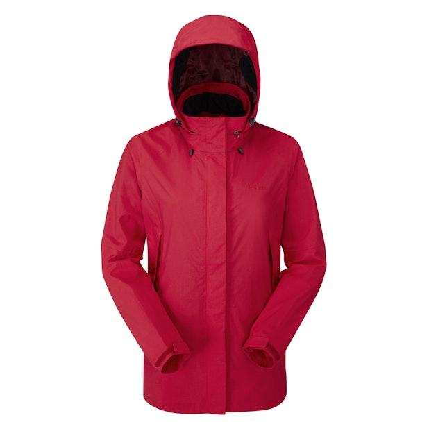 Ascent Jacket - Crimson
