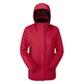 View Ascent Jacket - Crimson