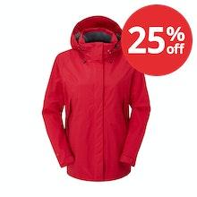 Waterproof and breathable hillwalking jacket.