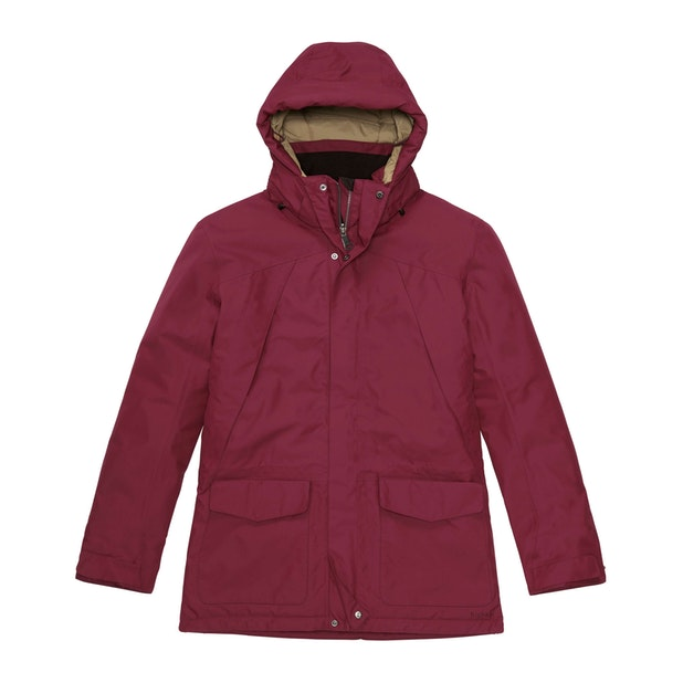 Outland Jacket - Port Red