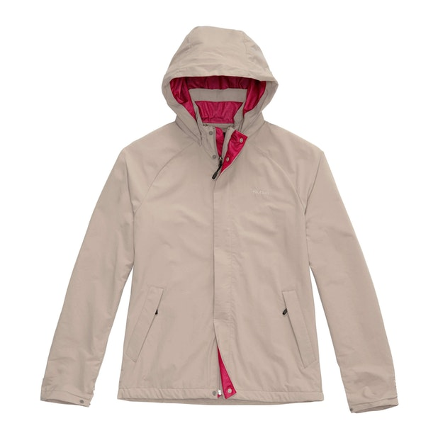 """Dry Delta Jacket - <a href=""""/mens-Voucher-Book-Offers """" class=""""hide-us"""" style=""""color:#7A1E21;font-weight:bold"""">Men's New Season Offers available - click here*</a><span class=""""hide-uk"""">Waterproof lined 'Harrington' inspired jacket.</span>"""