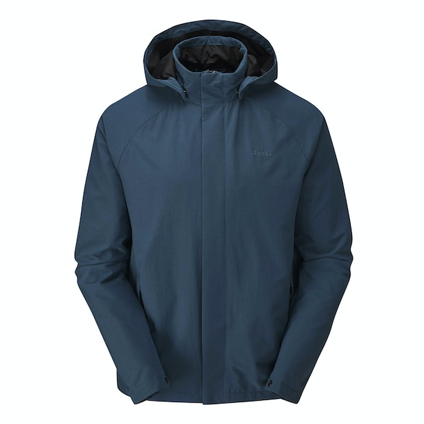 "Dry Delta Jacket - <a href=""/mens-Voucher-Book-Offers "" class=""hide-us"" style=""color:#7A1E21;font-weight:bold"">Men's New Season Offers available - click here*</a><span class=""hide-uk"">Waterproof lined 'Harrington' inspired jacket.</span>"